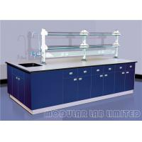 Drawer Fronts Laboratory Benches And Cabinets , Robust Construction Steel Wall Cabinet