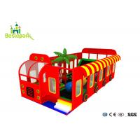 Wholesale Ball Pool Indoor Adventure Playground Customized Size For Commercial Centers from china suppliers