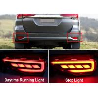Wholesale LED Rear Bumper Light and Stop Light for TOYOTA All New Fortuner 2016 2017 from china suppliers