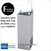 Wholesale DF27C Stainless Steel Water Cooler Freestanding Drinking Fountain from china suppliers