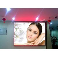 Buy cheap Black body SMD3528 6mm led display screen rentals with 576x576 mm cabinet from wholesalers