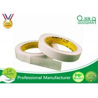 Quality High Density Double Sided Tape with Solvent Glue for Sticking / Rubber Adhesive for sale