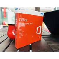 Wholesale Microsoft Office 2016 Pro Plus Key Retail Product Box - PKC Office Professional Plus 2016 Key from china suppliers