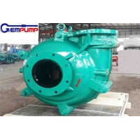 Buy cheap 20A-LGEM Centrifugal Slurry Pump , Horizontal Wear Resistant Centrifugal Slurry from wholesalers