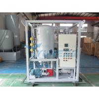 Double Stage Transformer Oil Centrifuging Machine for sale