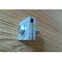 Steel Power Line Fittings Suspension Guy Wire Clamp For Dead End Hardware for sale