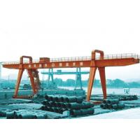 Wholesale Steel Inventory Yard L-Shape Gantry Crane MDG / 35t - 35m - 22m / from china suppliers