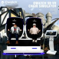 Wholesale Owatch-12 Months Warranty 9D Egg Vr Cinema Type Owatch 9D Vr Chair game machine from china suppliers