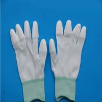 China Cleanroom & ESD PU Finger Tip Glove on sale