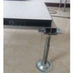 China Adjustable raised floor steel Pedestal for sale