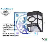 Buy cheap Solar Led Lights For Homes , Solar Led Security Light  Oblique Solar Head from Wholesalers