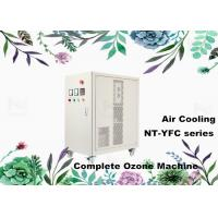 China Air Cooling Ceramic Tube Ozone Generator Industrial For Sterilization Equipment on sale