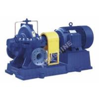 Wholesale S,SH Horizontal double suction centrifugal pump/ axially split pump/big flow rate from china suppliers