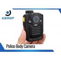 Quality WIFI Wearable Small Police Body Cameras For Law Enforcement Officers High Resolution for sale