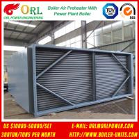 Quality Heat Preservation CFB Boiler Natural Gas Air Preheater APH 260MW Station for sale
