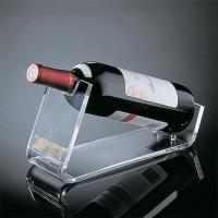 Wholesale Crystal Acrylic Wine Food Display Trays Retail Shop Custom With Handle from china suppliers
