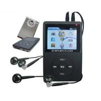 China 2.4'' big Ipod Mp4 player with camera on sale