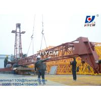 China QD3060 Derrick Tower Crane without Mast Section Manufacturer Price for sale