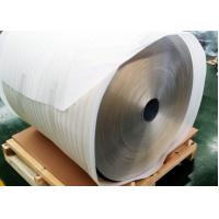 Air Conditioning Heat Transfer Foil Hot Rolling Aluminium Thermal Transfer Foil for sale