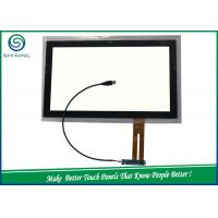 Wholesale 2 Layers G + G Structure Touch Screen Panel With 18.5'' Capacitive Touch Sensor from china suppliers