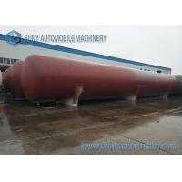 Wholesale ASME 200M3 overground horizontal type cylinder LPG storage tank from china suppliers