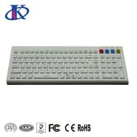Buy cheap 2.4GHz Waterproof Keyboard Wireless / Bluetooth Silicone Material With Optional from wholesalers