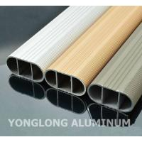 Quality T5 Aluminium Profiles For Wardrobe Wear And Alkali Resistance for sale