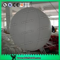 Wholesale Factory Directly Supply Event Decoration White Inflatable Ball With LED Light from china suppliers