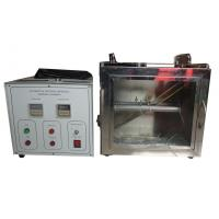 Buy cheap Automatic Flammability Testing Equipment For Interior Materials Burning Test from wholesalers
