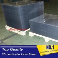 Wholesale 3D Lens high density polyurethane foam sheets 25 lpi 4mm thickness lenticular for uv flatbed printer and inkjet print from china suppliers
