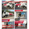 Buy cheap HOWO brand 10.5tons mobile lpg gas dispensing truck for sale, HOWO brand bulk road lpg gas dispensing truck for retails from Wholesalers