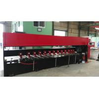 Buy cheap Automatic Metal Sheet CNC V Grooving Machine Stainless Steel V Groove Cutting Machine from Wholesalers