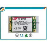 Wholesale PCIE Wireless 4G LTE Module From SIMCOM SIM7230E With MDM9225 Chipset 3.3V Small Size from china suppliers