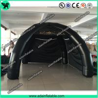 Wholesale Black Spider Tent Inflatable, Event Advertising 4 legs Inflatable Tent Booth from china suppliers