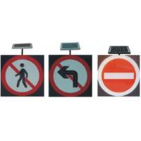 Wholesale 3M Reflector LED Solar Traffic Signs from china suppliers
