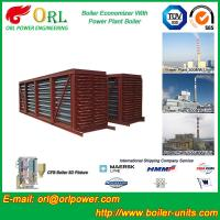 Quality Hot Water Boiler Stack Economizer Economiser Tubes Anti Corrosion ASME Standard for sale