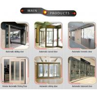 Adjustable Hold - Open Time Automatic Sliding Door With 75 W Power Supply for sale