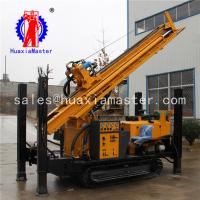 Wholesale Export FY300 crawler air compressor pneumatic water well drill machinery 300 meters deep hole water well rig from china suppliers