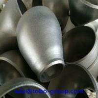 Wholesale Stainless Steel Reducer Butt Welded Pipe Fittings WP348H 1/2'' SCH40s from china suppliers