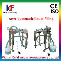 China liquid acrylic resin filling machine on sale