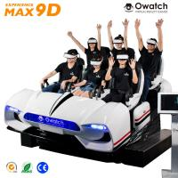 Wholesale 6 seats 9d vr cinema / 9d vr family / virtual reality indoor simulator from china suppliers