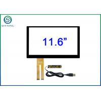 Wholesale ILI2302 Controller USB Interface Capacitive Touch Panel For 11.6 Tablets , Consoles from china suppliers