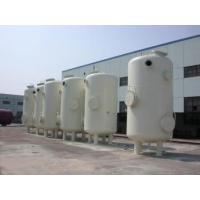 Wholesale Custom Vertical Vacuum Receiver Tank , Stainless Steel Vacuum Storage Tanks from china suppliers