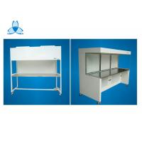 Portable Laminar Flow Clean Benches Cabinet With Material Cold Steel Plate for sale