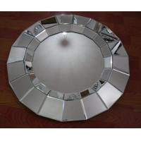 China Art Round Decorative Glass Mirrors With 3d Effects For Interior Decoration on sale