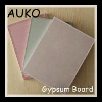 Wholesale Standard Regular plasterboard 13mm Factory from china suppliers