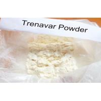 Wholesale CAS 4642-95-9 Prohormone Powder Trenavar Powder / Trendione For Quick Muscle Gains from china suppliers