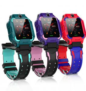 Wholesale One Key SOS Dual Camera HS6620 Kids Touch Screen Smartwatch from china suppliers