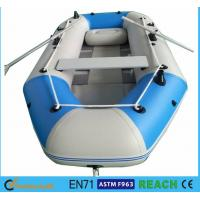 Buy cheap 10.8 Feet Portable Dinghy Boat Aluminum Floor With 4 Individual Air Chambers from wholesalers