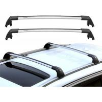 Wholesale Universal Whisper Auto Roof Racks , Shark Style Roof Rack Rails Crossbars from china suppliers